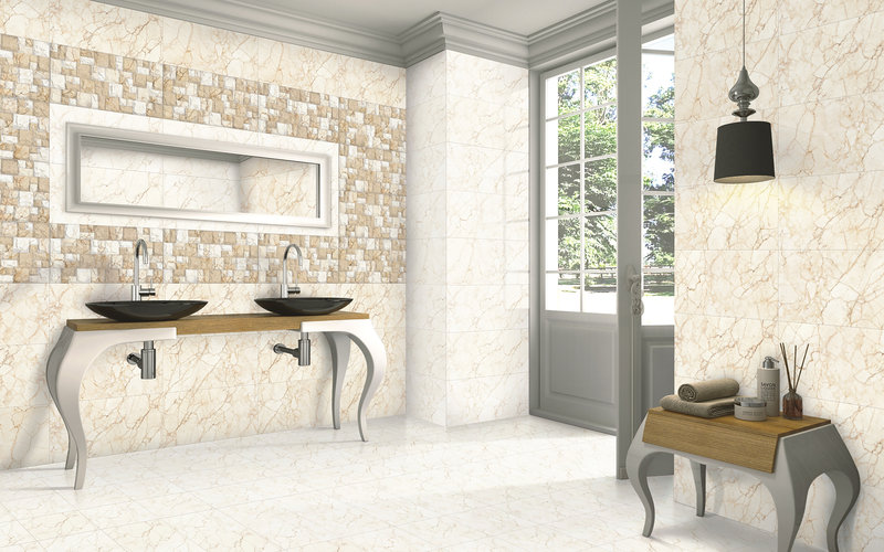 Luxury Bathroom Wall Tiles Design to Inspire You! – Raja tiles